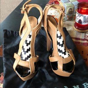 Gwen Stefani L.A.M.B Platform Heels